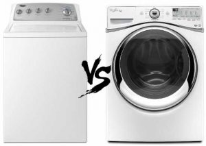 Top Load vs Front Load Washers Agitator vs. Impeller