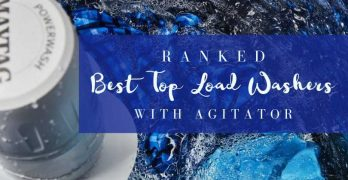 Best top loading washing machine with agitator